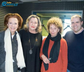 Paola Gassman, Mirella Mazzeranghi e Paola Tiziana Cruciani (Tutte a casa - La guerra delle donne)